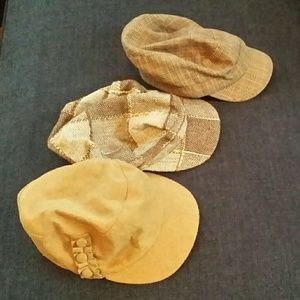 Bundle of 3 Hats